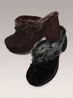"LOVE clogs like this. Perfect for the Minnesota 5'1"" girl!!"