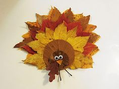 Preschool Crafts for Kids*: Thanksgiving Fall Leaves Turkey Craft   http://www.easypreschoolcraft.blogspot.com/ CK OUT BOARD AND PINNER