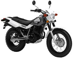<p>An interesting model in Yamaha's sales in 2015, which continued production, refining, but a couple of years. Very nice looking with huge tires for a ride with an engine of just 196cc, air-cooled, SOHC, 2-valve, 4-stroke single delivers torquey low-and mid-range power perfectly suited to off-road exploring or riding around …</p>