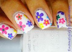 #flowersnails #springnails