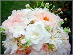 Цветочная феерия Ручная работа - Хочу поделиться своими цветочками...