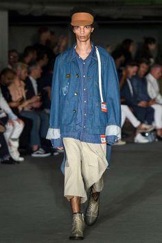 Maison Miharayasuhiro Spring-Summer 2018 - London Fashion Week Men's