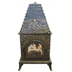 You'll love the Aztec Allure Pizza Oven Outdoor Fireplace at Wayfair - Great Deals on all Outdoor  products with Free Shipping on most stuff, even the big stuff.