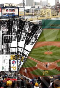 Pittsburgh Pirates! Going to a game is a very fun thing to do in the spring and summer. #pittsburgh #pgh