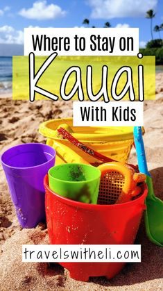 Hawaii Vacation Tips, Hawaii Travel, Kauai Hawaii, Beach Vacations, Travel With Kids, Family Travel, Family Destinations, Hawaiian Islands, Photos