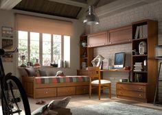 el mueble libreras dormitorios - Buscar con Google