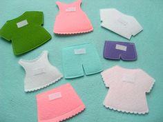 одежда для куклы 3