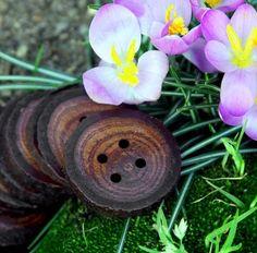ButtonShop.ca - Wooden Buttons, handmade
