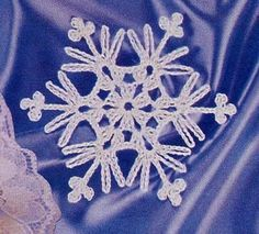 >>> snowflakes, a lot <<<< Robotki reczne 4 - Antosia - Picasa Web Albums Christmas Art, Christmas Holidays, Christmas Ornaments, Crochet Snowflakes, Filet Crochet, Projects To Try, Stitch, Knitting, Pattern