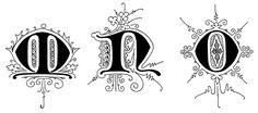 Old English Calligraphy Alphabet - Image 5 English Calligraphy Font, Old Calligraphy, Calligraphy Fonts Alphabet, Penmanship, Typography, Alphabet Images, Alphabet Art, Old English, Monogram Letters