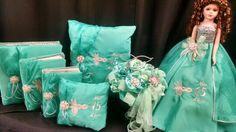 Custom made by Karen's Bridal & Gifts!!