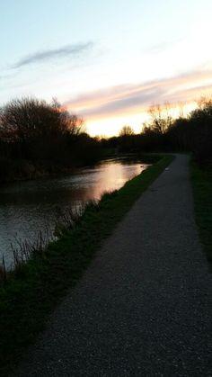 More sunset glory