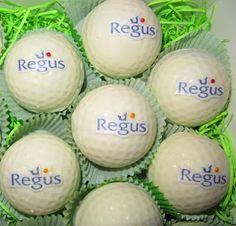golf balls - WOW!