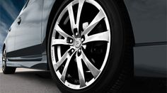 Toyota Prius Accessories  PLUS Performance 17-in Split Forged Wheels