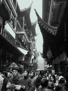 CHINA- SHANGHAI the old city © 2013 TG Photography All rights reserved