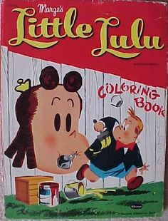 OMG!  I was just talking about you the other day!! LOL!!  Little LuLu
