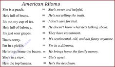 Forum | ________ Learn English | Fluent LandAmerican Idioms | Fluent Land