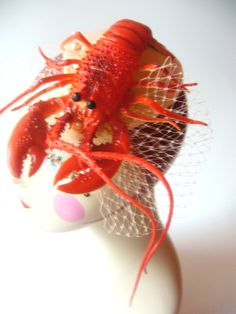 Elsa Schiaparelli Lobster Hat