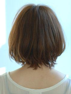 ナチュラルボブ Bob Styles, Short Hair Styles, Cut My Hair, Hair Cuts, Beauty Box, Hair Beauty, Asian Hair, Pixie Cut, Bob Hairstyles