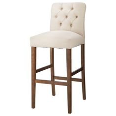 Threshold™ Brookline Tufted Stool - my love for Target continues to grow!