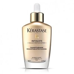 With continued usage, Kerastase Initialiste leaves hair healthier from root to tip allowing it to grow longer with 93-percent less breakage. The new must-have for all hair types, this hair treatment maximizes the potential length of your hair.
