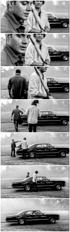 2x04 Children Shouldn't Play With Dead Things. Black and white is a blessing.