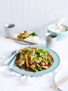 Asian Turkey Stirfry Recipe | myfoodbook | Stir Fry Recipe