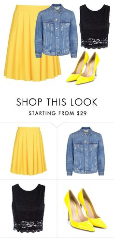 """vbhjkb,"" by v-askerova on Polyvore featuring мода, 8, Acne Studios, Sans Souci и Gianvito Rossi"