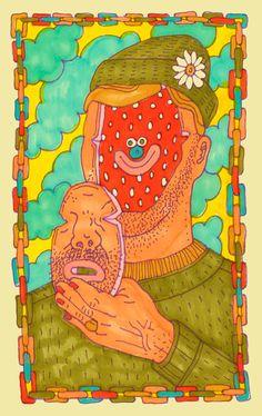 Juicy_j - jeremy pettis illustration