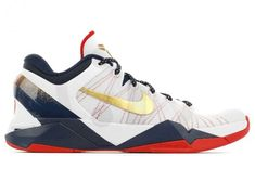 "Nike Zoom Kobe 7 ""Gold Medal"" Pack"