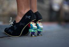 Zapatos espectaculares