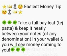 Bay leaf abundance tip Powerful Money Spells, Money Spells That Work, Money Affirmations, Positive Affirmations, Money Magic, Healing Codes, Life Code, Numerology Calculation, Switch Words