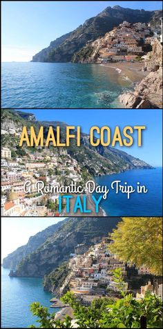 Amalfi Coast: A Romantic Day Trip in Italy Read More: http://mismatchedpassports.com/2015/04/08/amalfi-coast-a-romantic-day-trip-in-italy/ #travel #Italy