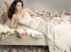 Bridal Gowns, Wedding Dresses by Jim Hjelm - Style jh8763