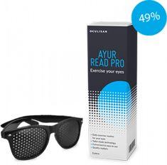 Ayur Read Pro Vision Eye, Tupperware, Anti Aging, Exercise, Eyes, Reading, Health, Shirt, Shopping