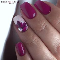 The rose is the flower and handmaiden of love - the lily, her fair associate, is the emblem of beauty and purity. Dorothea Dix #quotes #floral #manicure