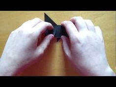 Origami Skunk 2 (Nick Robinson) - YouTube
