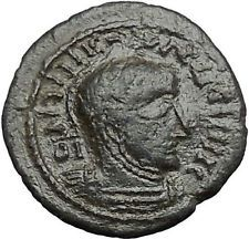 CELTIC Barbarous style of ANCIENT Roman Coin of CONSTANTINE I the GREAT i54770