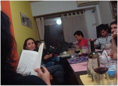 Ciclo Lecturas Íntimas con Gabriel Sosa, escritor y editor uruguayo. Viernes 20/06 en La Vaca Mariposa