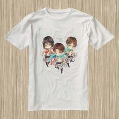 Shingeki No Kyojin 03W #AttackOnTitan #Anime #Tshirt