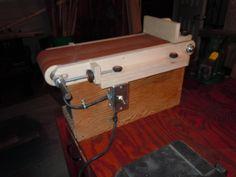 Homemade Tools 6 x 48 Belt Sander