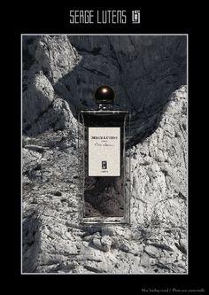 Gris clair - my favorite Serge Lutens perfume