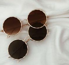 New Moon Sunglasses- New Moon Sunglasses Vintage inspired bohemian round gold sunglasses boho style - Folding Sunglasses, Gold Sunglasses, Ray Ban Sunglasses, Cat Eye Sunglasses, Sunglasses Women, Vintage Sunglasses, Sunnies, 1970s Sunglasses, Women's Sunglasses