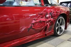 "Airbrush Cars Gallery | Click here to return to the Custom Airbrush gallery or press the ""back ..."