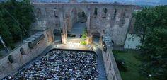 Bad Hersfelder Festspiele; Spielzeit: jährlich von Mitte Juni bis Anfang August