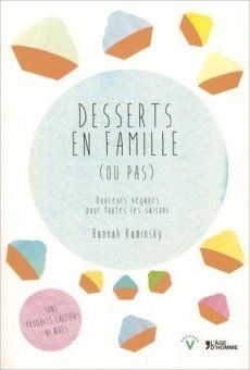 Desserts En Famille (Ou Pas) Place Cards, Place Card Holders, Chart, Holiday, Desserts, How To Make, Ice, Cheese, Products