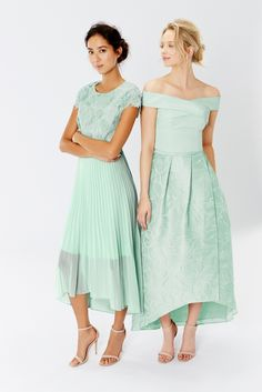 Exclusive Pinterest Preview Coast 2017 Bridesmaid Collection