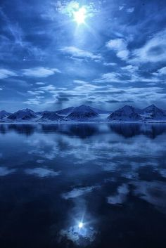 Arctic Mountains in Spitzbergen, Norway ….Stay cheap and comfortable on your stopover in Oslo: www.airbnb.com/rooms/1036219?guests=2&s=ja99 and https://www.airbnb.com/rooms/7806138