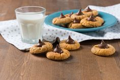 The holidays call for a cookie or two! Enjoy one of Rachael's favorites, Peanut Butter Blossom Cookies!