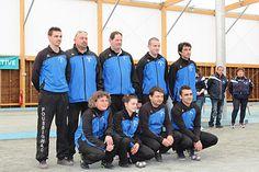 Le Grand 8 avec l'Étoile Sportive Foussignac - Coupe de France des Clubs de pétanque - ARTICLES sur la pétanque
